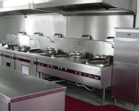 餐饮厨房设计工程
