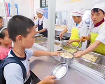 学校厨房设计工程