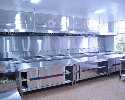 单位食堂厨房设计工程