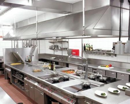 酒店厨房设计工程